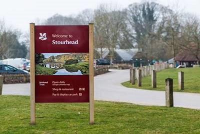 National-Trust-Stourhead-Signage-and-Interpreation