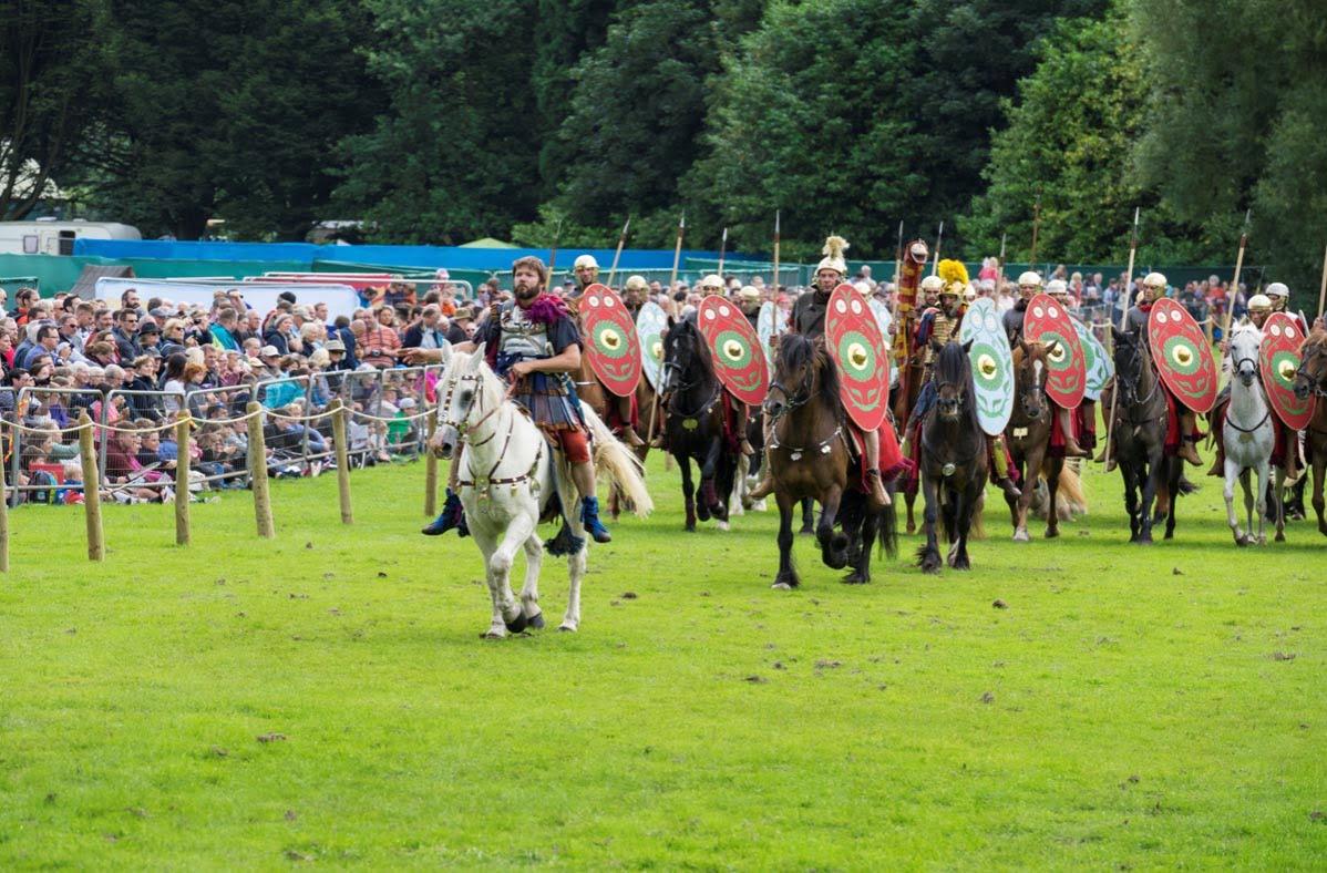 Temporary - Hadrians Cavalry
